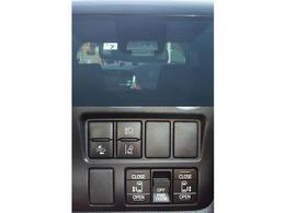 衝突被害軽減ブレーキ搭載!進路上の車両を前方のセンサーで検出し、衝突の可能性が高いときに警報やブレーキ力制御によりドライバーの衝突回避操作を補助します!