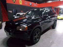 ボルボ XC90 2.5T 4WD 社外アルミ キセノン 革 サンルーフ