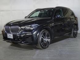 BMW X5 xドライブ 35d Mスポーツ ドライビング ダイナミクス パッケージ 4WD パノラマルーフ 黒革