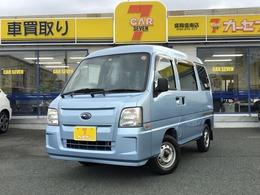 スバル サンバー 660 トランスポーター 4WD CDオーディオ AT POWER ABS