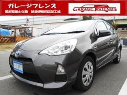 トヨタ アクア 1.5 S 車検整備付 ETC テレビ エアコン