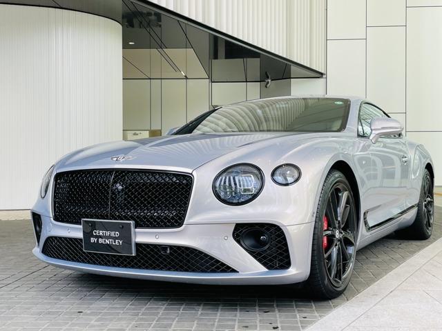 2020年式Continental GT V8 右ハンドルが入荷致しました。