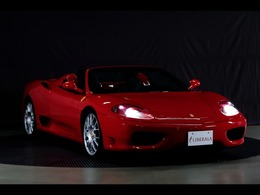 フェラーリ 360スパイダー 3.6 正規ディーラー車 6MT