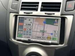 社外メモリーナビ付き!運転の際はナビで目的地まで快適に誘導してくれます!