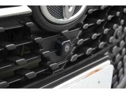 フロントカメラ(全方位付)インテリジェントクリアランスソナー