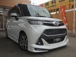 トヨタ タンク 1.0 カスタム G-T 禁煙車 9型ナビ モデリスタ スマアシ