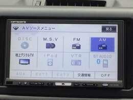 ◆社外HDDナビ【フルセグTV付き、音楽プレイヤー接続可能。バラエティー性に富んだ装備なので道案内だでなくドライブを楽しくさせてくれます】