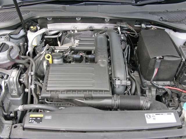 気筒休止システムを備えた1.4Lターボエンジンはパワフルながら省燃費を実現