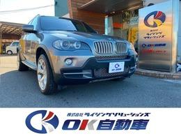 BMW X5 3.0si 4WD サンルーフ バックカメラ シートヒーター
