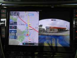 EX10NX エクストレイル専用 10型カーナビ ビッグX装着。地上デジタル放送・DVD再生・音楽録音・Bluetooth接続