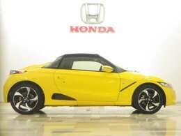 Hondaのクルマづくりで培ってきた知恵と技術を結集させ、軽自動車という厳しいサイズの制約の中、MRがもたらす運動性能を最大限に引き出し、それをオープンボディで実現させました