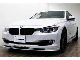 正規ディーラー車 2014年モデル BMW ALPINA B3リムジン 右ハンドル ミネラルホワイトメタリック/ブラックメリノレザー