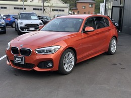 BMW 1シリーズ 118i Mスポーツ 純正レザー付き