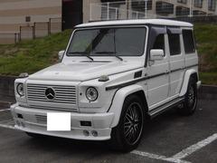 メルセデス・ベンツ Gクラス の中古車 G500 ロング 4WD 千葉県流山市 260.0万円