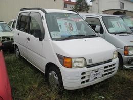 ダイハツ ムーヴ 660 CL 車検整備2年付