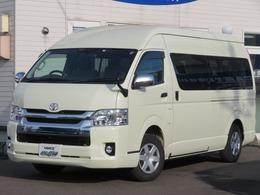 トヨタ ハイエースコミューター 2.7 GL 4WD
