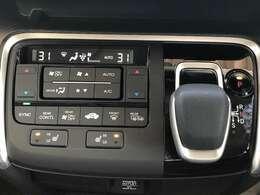 プラズマクラスター搭載の左右独立フルオートエアコン、シートヒーターも付いており冬場でも快適ですね。
