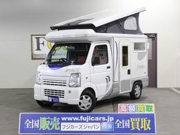 マツダ スクラムトラック キャンピング インディアナRVインディ727 4WD ポップアップルーフ FFヒーター