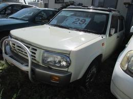 日産 ラシーン 1.5 タイプII 4WD サンルーフ CD