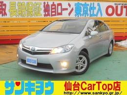 トヨタ SAI 2.4 S 純正HDDナビ クルコン コーナーセンサ
