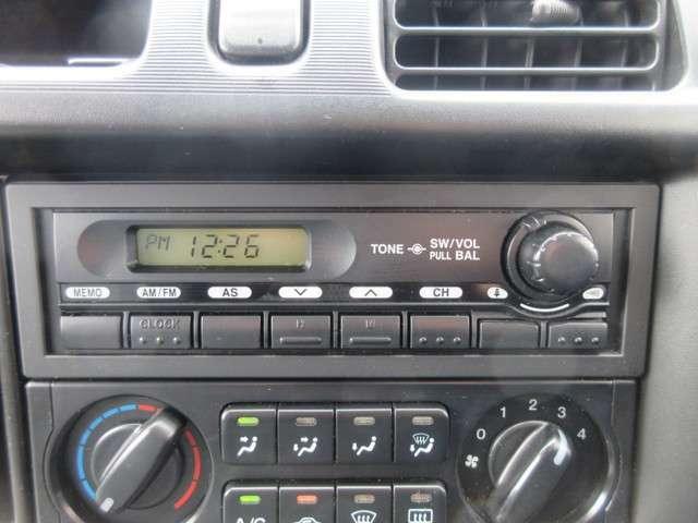 AM//FMラジオ聴けます☆