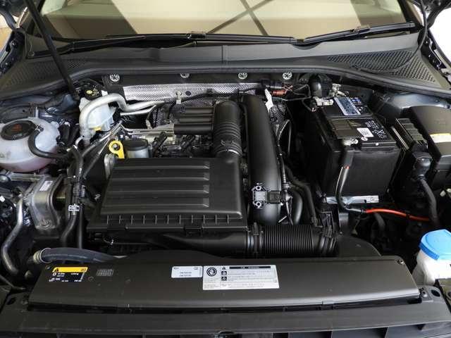 ☆「直噴+過給」システムという独創的なアイデアと卓越したテクノロジーから誕生したTSIエンジン。そして、量産車として世界初となる2つのクラッチをもつDSGトランスミッション☆