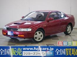 トヨタ カローラレビン 1.6 GT-Z 純正スーパーチャージャー 1オーナー