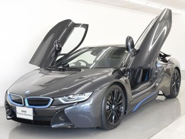 BMW i8 ベースモデル HALO後期レーザーLカーボントリムOP20AW
