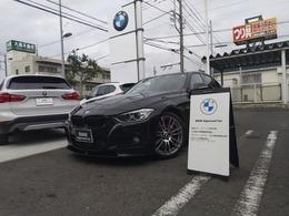 BMW 3シリーズ 320d Mスポーツ ACC バックカメラ コンフォートアクセス
