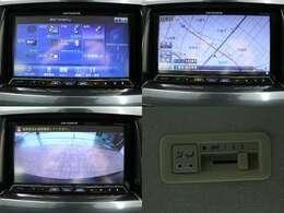 HDDナビ!AVIC-ZH07!フルセグ!DVD再生!Mサーバー!ブルートゥースオーディオ!バックカメラ!