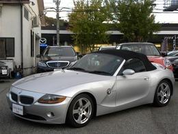 BMW Z4 ロードスター2.5i キセノンライト 社外アルミ ディーラー車