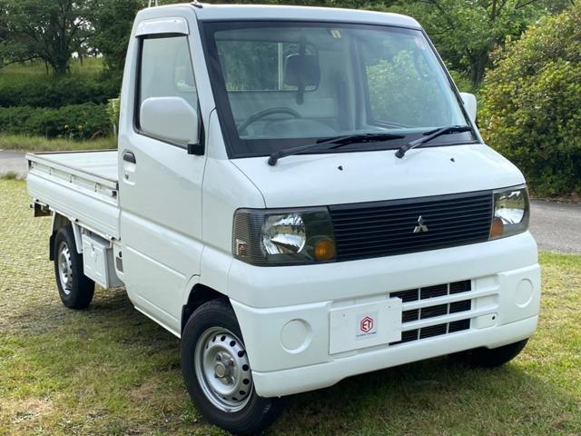 仕事のお供にミニキャブトラック!安心の車検整備付きでお買い得!すぐに使える一台です!