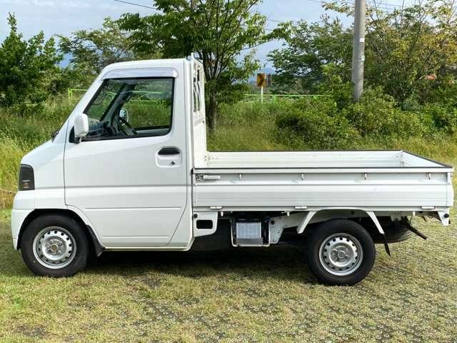エアコン、4WD仕様ということで、夏にも、冬の悪路にも活躍します!