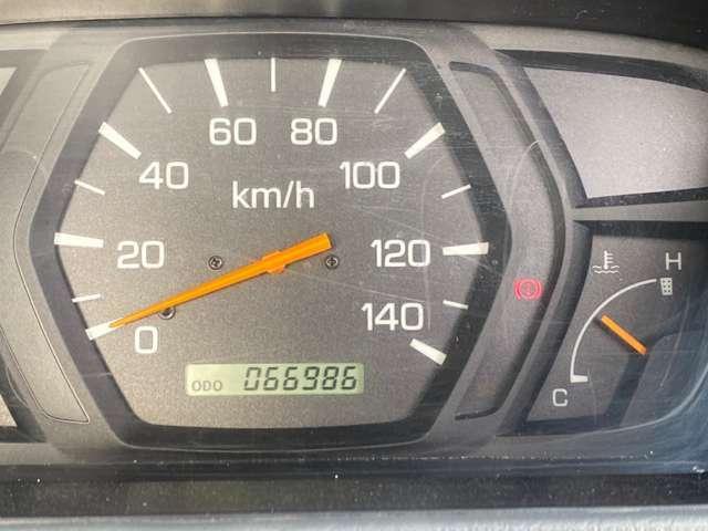 走行距離は僅か6万キロ!