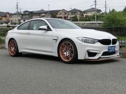 BMW M4クーペ M4 GTS 世界限定700台 日本正規限定30台 ワンオーナー