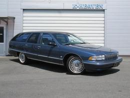 シボレー カプリスワゴン LT1エンジン 新車並行車 1995yモデル 新車並行 45000マイル