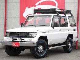 トヨタ ランドクルーザープラド 3.0 SXワイド ディーゼルターボ 4WD 2インチUP 新品AWタイヤ ナロー仕様
