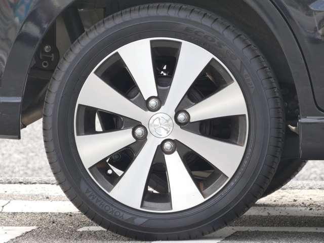 タイヤほぼ新品です♪ヨコハマ/ECOS♪