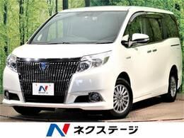 トヨタ エスクァイア 1.8 ハイブリッド Gi 純正9型ナビ 後席モニター シートヒーター