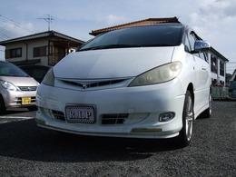 トヨタ エスティマハイブリッド 2.4 Gセレクション 4WD
