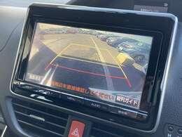 ◆純正9インチナビ◆フルセグTV◆Bluetooth接続◆バックモニター【便利なバックモニターで安全確認もできます。駐車が苦手な方に是非ともオススメをしたい装備です。】