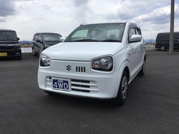 スズキ アルト 660 S 4WD