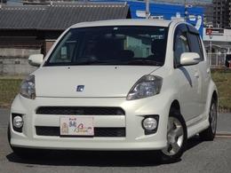 トヨタ パッソ 1.0 レーシー 専用タコメーター 革巻きハンドル ETC