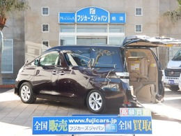 トヨタ ヴェルファイア 3.5 V ウェルキャブ 車いす仕様車 スロープタイプI 福祉車輌 車いす2基 電動ウインチ