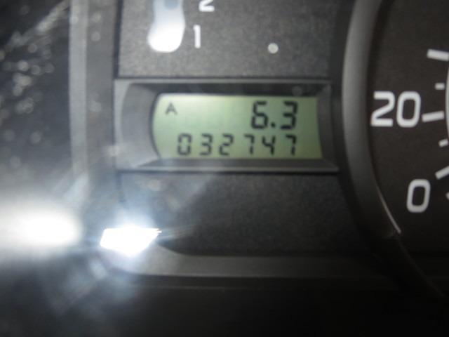 走行距離は、32,747Km!