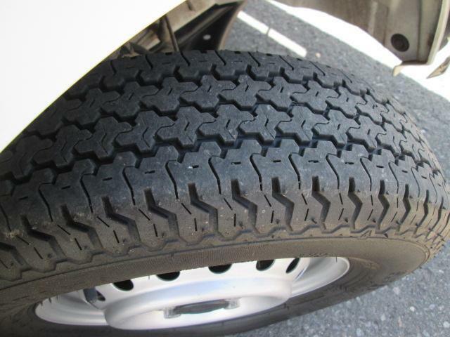 タイヤもきれいですね☆