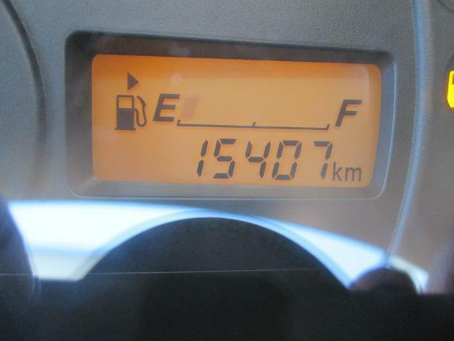 走行距離15,407km