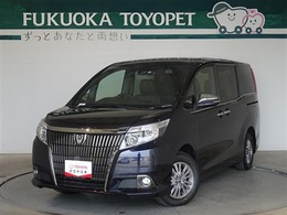 トヨタ エスクァイア 2.0 Gi ブラック テイラード SDナビ&クルーズコントロール