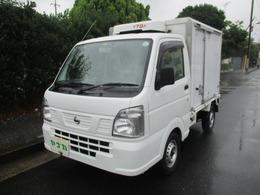 日産 NT100クリッパー 660 DX 冷凍冷蔵車-5℃ 5マニュアル