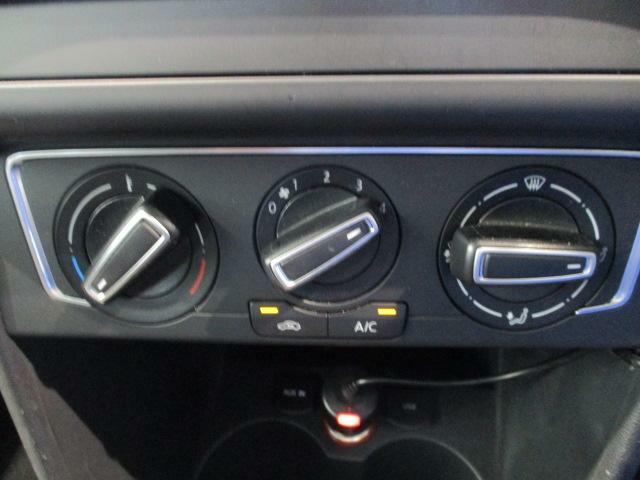 エアコンディショナー付きで、快適ドライブ!